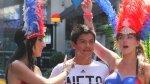 Las venezolanas que ganan dinero posando desnudas en Nueva York - Noticias de mujeres desnudas