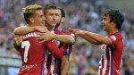 Atlético de Madrid ganó 1-0 a Las Palmas en inicio de Liga BBVA - Noticias de liga española