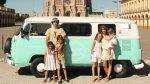 Argentinos cruzan América en furgoneta para ver a Francisco - Noticias de juan cala