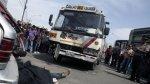 Vehículos que causen lesiones o muertes serán embargados - Noticias de homicidio culposo