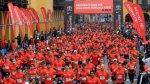 Hoy se cierran estas calles por la media maratón de Lima - Noticias de policía de tránsito