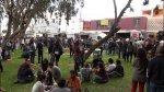 Food Trucks convocan a miles de personas en San Isidro [VIDEO] - Noticias de avenida perú