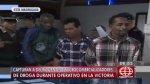 La Victoria: se desarticuló tres bandas en operativo nocturno - Noticias de pastas
