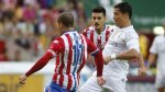 Real Madrid empató 0-0 con Sporting de Gijón por la Liga BBVA - Noticias de luis suarez
