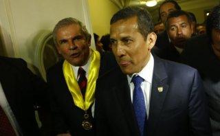 Luis Castañeda rechaza agresión que sufrió Humala en Áncash