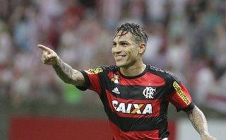Paolo Guerrero anotó gol: así definió en Flamengo vs. Sao Paulo