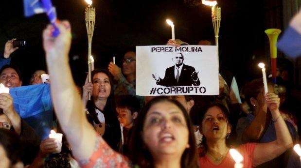 Guatemala: Gobierno se desmorona por escándalo de corrupción