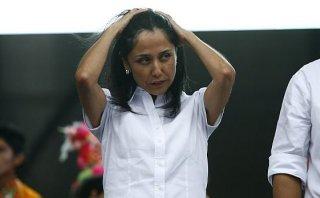 Nadine: Militante nacionalista reconoce una de las agendas