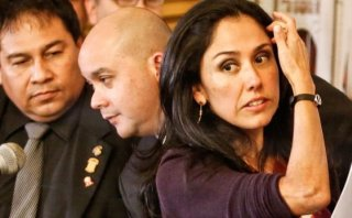 Nadine Heredia no declaró ingresos entre el 2010 y el 2014