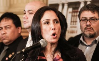 "Nadine Heredia: El Apra sacó ""agendas"" para tapar narcoindultos"