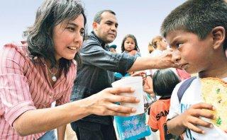 Nadine Heredia: Gutiérrez debe temer a la acción de la justicia