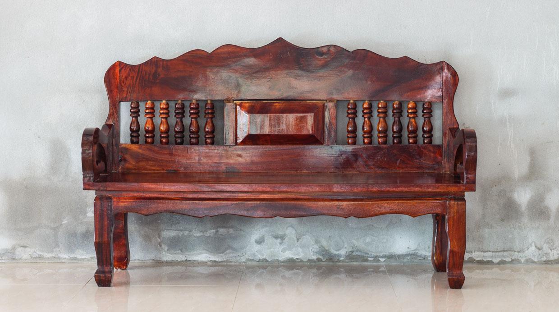 [Foto] Cómo darle una vida nueva a tus muebles antiguos de madera