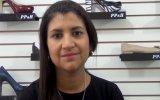 Una emprendedora que apostó por los zapatos personalizados