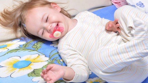 El chupón en niños mayores de 4 años ¿es bueno o malo?