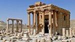 El Estado Islámico destruyó célebre templo de Baal en Palmira - Noticias de piezas arqueologicas