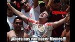 Sporting Cristal vs. 'U': memes de los celestes tras Apertura - Noticias de universiatrio de deportes