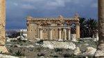 Estado Islámico: Baal, el célebre templo de Palmira destruido - Noticias de adriano galliani