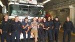 Teléfono perdido es ubicado gracias a post en Facebook de dueño - Noticias de estación de bomberos