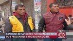 San Isidro: cambistas denuncian agresiones de extorsionadores - Noticias de municipalidad de san isidro