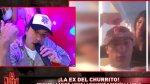 Carlos Galdós y su parodia de Hernán 'Churrito' Hinostroza - Noticias de la noche es mía