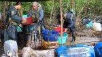 Narcotraficantes producen insumos químicos en el Vraem - Noticias de clorhidrato de cocaína