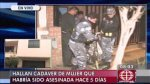 Hallan cuerpo de mujer asesinada en vivienda de Independencia - Noticias de población vulnerable
