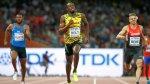 El duelo continúa: Bolt y Gatlin avanzan a semis de 200 metros - Noticias de estadio nacional