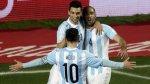 Argentina: cuatro bajas para amistosos ante Bolivia y México - Noticias de martin dallo