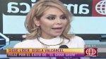 Gisela Valcárcel negó polémica con Jessica Newton (VIDEO) - Noticias de el gran show