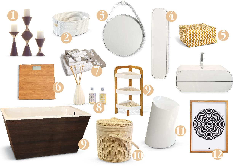 accesorios para convertir tu ba o en un ntimo spa casa