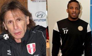 """Ricardo Gareca: """"Farfán es joven, pudo seguir en Alemania"""""""