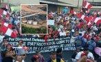 Loreto y sus demandas divididas