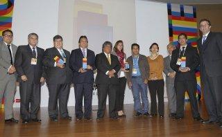 Ellos son los ganadores del premio Innovate 2015 del Produce