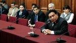Ética emitirá informe sobre José Luna en 3 semanas a más tardar - Noticias de comisión de Ética