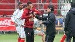 Selección peruana: segundo día de entrenamiento en Videna - Noticias de perú sub 20