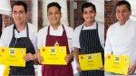 Conoce a los jóvenes finalistas de los concursos de Mistura - Noticias de hector reyes cruz