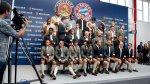 Bayern se viste con traje folclórico bávaro en sesión de fotos - Noticias de casting ponte play@rayo en la botella.com