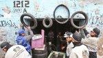 La Victoria: así fue desalojo de ambulantes de la avenida Grau - Noticias de vehículos recuperados