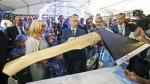 Putin presentó armas rusas en el salón aeroespacial MAKS - Noticias de rusia