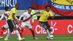 Perú vs. Colombia: hora y fecha de debut en las Eliminatorias - Noticias de rusia