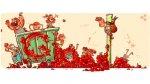 Google participa en la Tomatina con nuevo 'doodle' - Noticias de anuncios publicitarios