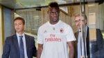 Balotelli acepta seguir código de conducta especial en Milan - Noticias de adriano galliani