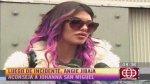 Angie Jibaja aconseja a Johanna San Miguel que vaya a declarar - Noticias de johanna san miguel