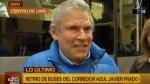 Javier Prado: inusual respuesta de Castañeda a retiro de rutas - Noticias de rutas