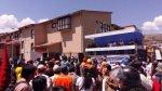 Huaraz: paro regional de 48 horas se inició con marcha - Noticias de cesar antunez