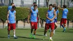 Neymar se recupera y vuelve al tridente de Barcelona - Noticias de luis suarez