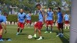 Neymar se recupera y vuelve al tridente de Barcelona - Noticias de camp nou