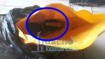 Huacho: granadas estaban con carta extorsiva fuera de municipio - Noticias de mayor pnp