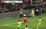 Christian Cueva anotó, pero árbitro no lo convalidó (VIDEO)