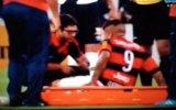 Paolo Guerrero: esto informó Flamengo de su lesión